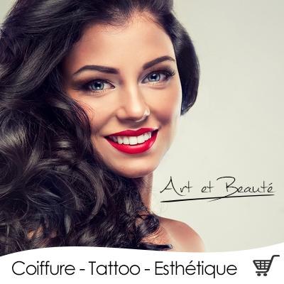 Art et beaut coiffure tattoo et esth tique nice - Salon de coiffure vip ...