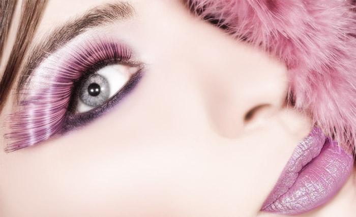 Maquillage semi-permanent lèvres + sourclis