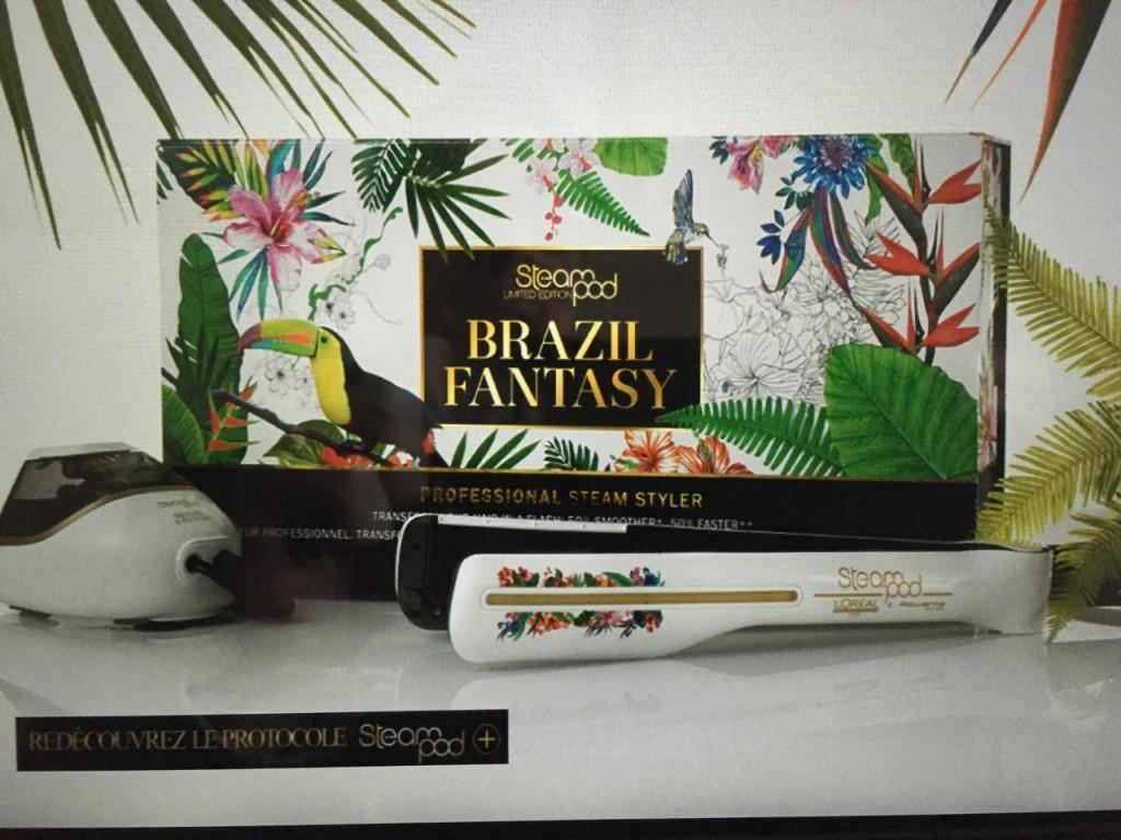 Steampod Brazil Fantasy Nice