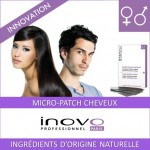 Inovo, micro-pach fortifiant pour les cheveux