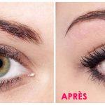 Nouveau: Microblading 3D des sourcils à Nice, micro pigmentation manuelle des sourcils poil à poil